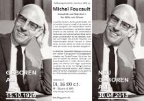 Selbstorganisiertes Seminar (#5) zu Michel Foucaults Sexualität und Wahrheit I: Der Wille zum Wissen im SS13