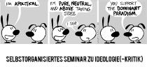 Selbstorganisiertes Seminar zu Ideologiekritik